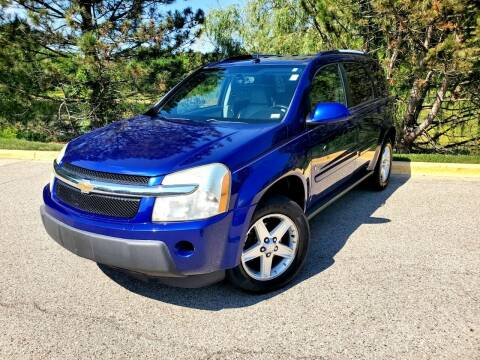 2006 Chevrolet Equinox for sale at Excalibur Auto Sales in Palatine IL