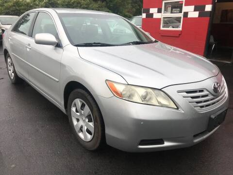 2007 Toyota Camry for sale at GMG AUTO SALES in Scranton PA