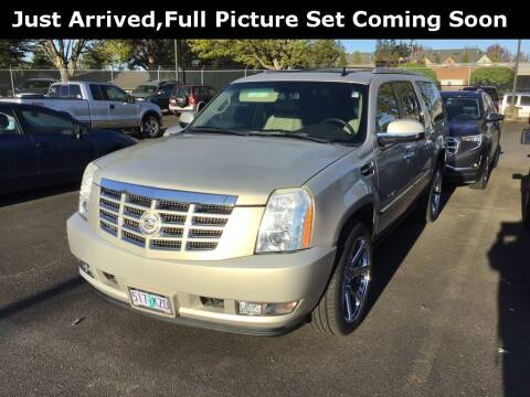 2010 Cadillac Escalade ESV for sale at Royal Moore Custom Finance in Hillsboro OR