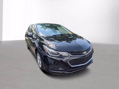 2018 Chevrolet Cruze for sale at Jimmys Car Deals at Feldman Chevrolet of Livonia in Livonia MI
