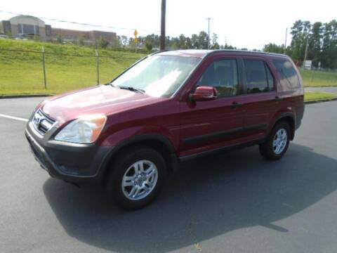 2002 Honda CR-V for sale at Atlanta Auto Max in Norcross GA