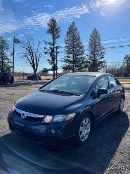 2010 Honda Civic for sale at Hamilton Auto Group Inc in Hamilton Township NJ