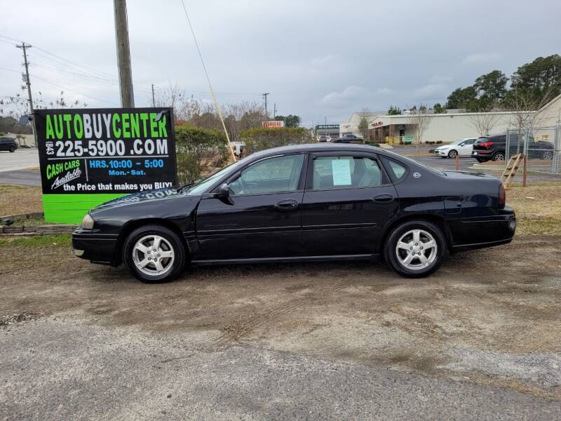2004 Chevrolet Impala for sale at AutoBuyCenter.com in Summerville SC