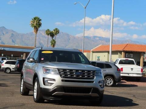 2017 Ford Explorer for sale at Jay Auto Sales in Tucson AZ