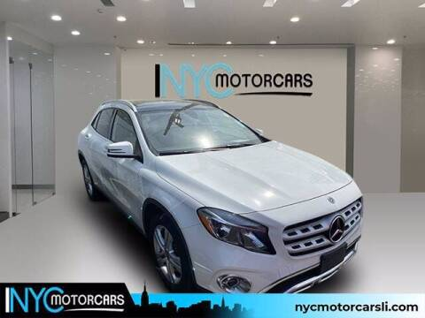 2018 Mercedes-Benz GLA for sale at NYC Motorcars in Freeport NY