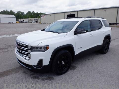 2020 GMC Acadia for sale at London Auto Sales LLC in London KY