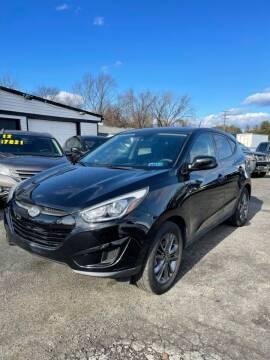 2015 Hyundai Tucson for sale at Hamilton Auto Group Inc in Hamilton Township NJ