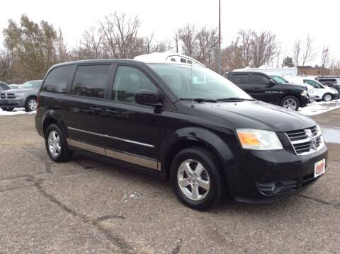 2008 Dodge Grand Caravan for sale at MOTORS N MORE in Brainerd MN