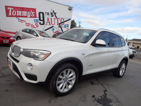 2016 BMW X3 for sale at Tommy's 9th Street Auto Sales in Walla Walla WA