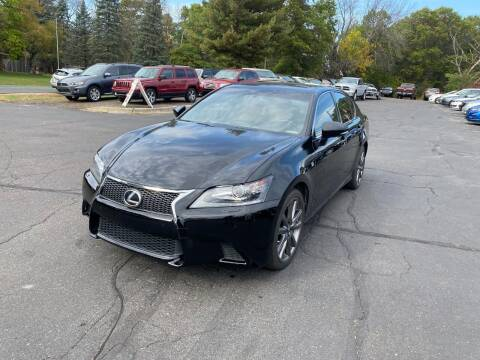 2015 Lexus GS 350 for sale at Northstar Auto Sales LLC in Ham Lake MN