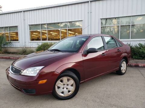 2007 Ford Focus for sale at Houston Auto Preowned in Houston TX