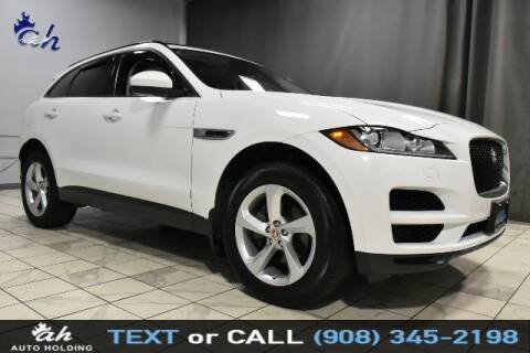 2017 Jaguar F-PACE for sale at AUTO HOLDING in Hillside NJ