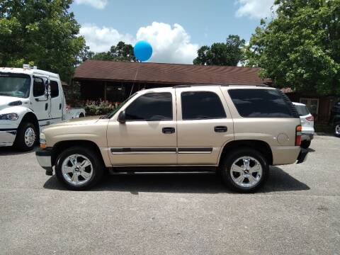 2005 Chevrolet Tahoe for sale at Victory Motor Company in Conroe TX