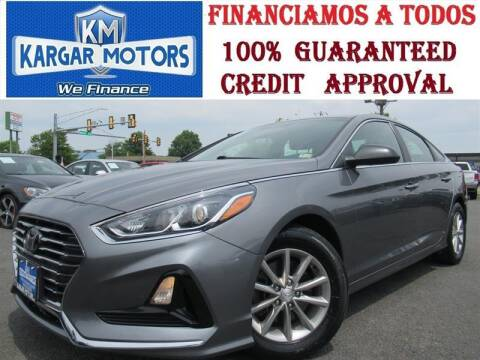 2019 Hyundai Sonata for sale at Kargar Motors of Manassas in Manassas VA