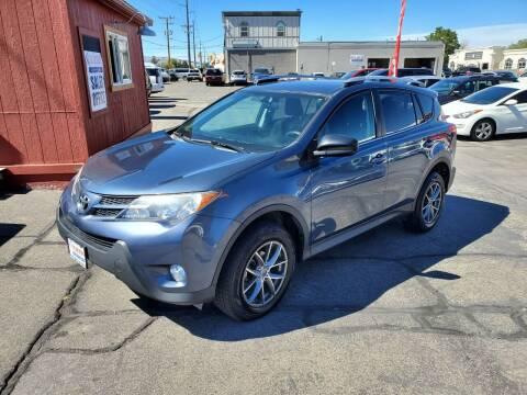 2014 Toyota RAV4 for sale at Curtis Auto Sales LLC in Orem UT