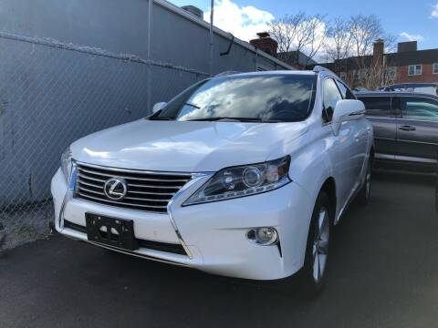 2013 Lexus RX 350 for sale at OFIER AUTO SALES in Freeport NY