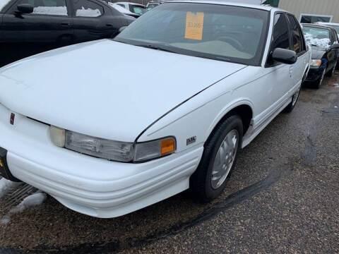 1995 Oldsmobile Cutlass Supreme for sale at 51 Auto Sales Ltd in Portage WI