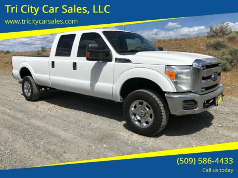 2012 Ford F-350 Super Duty for sale at Tri City Car Sales, LLC in Kennewick WA