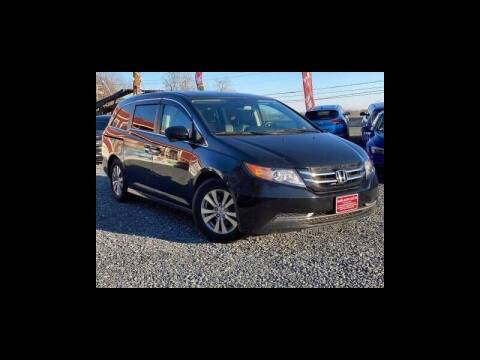 2017 Honda Odyssey for sale at A&M Auto Sale in Edgewood MD