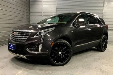 2017 Cadillac XT5 for sale at TRUST AUTO in Sykesville MD