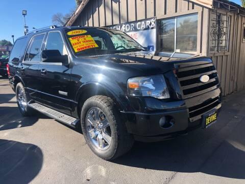 2007 Ford Expedition for sale at Devine Auto Sales in Modesto CA
