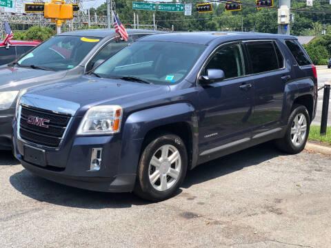 2014 GMC Terrain for sale at TEAM AUTO SALES in Atlanta GA