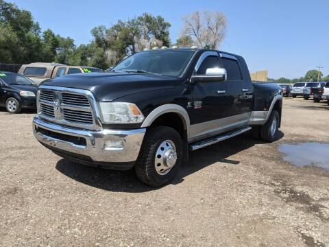 2011 RAM Ram Pickup 3500 for sale at HORSEPOWER AUTO BROKERS in Fort Collins CO
