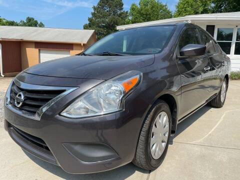 2015 Nissan Versa for sale at Efficiency Auto Buyers in Milton GA