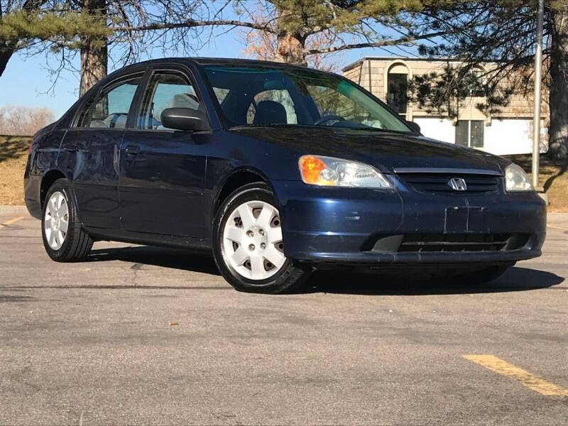 2001 Honda Civic for sale at Used Cars and Trucks For Less in Millcreek UT