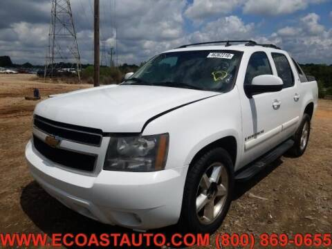 2007 Chevrolet Avalanche for sale at East Coast Auto Source Inc. in Bedford VA