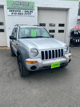 2004 Jeep Liberty for sale at Pikeside Automotive in Westfield MA