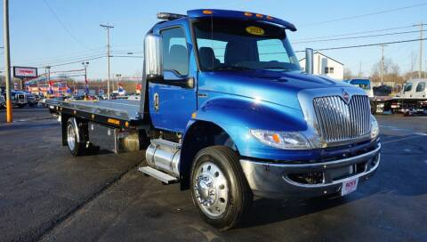 2021 International MV Day Cab  for sale at Rick's Truck and Equipment in Kenton OH
