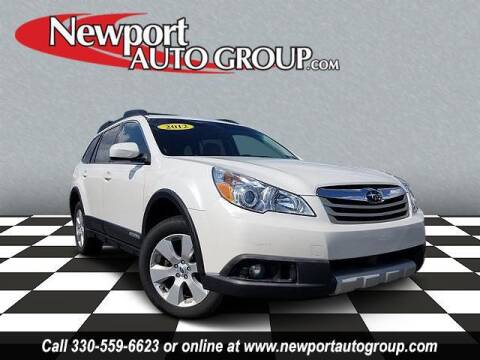 2012 Subaru Outback for sale at Newport Auto Group in Austintown OH