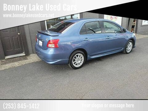 2008 Toyota Yaris for sale at Bonney Lake Used Cars in Puyallup WA