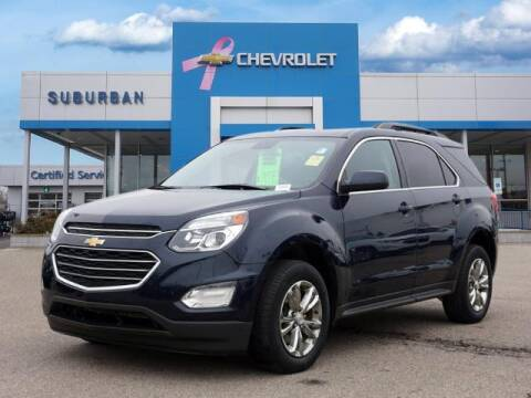 2017 Chevrolet Equinox for sale at Suburban Chevrolet of Ann Arbor in Ann Arbor MI