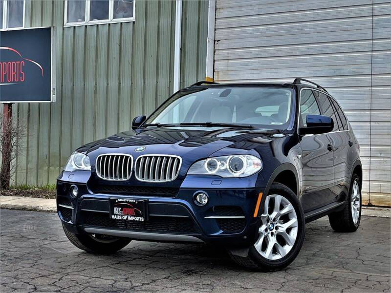 2013 BMW X5 for sale at Haus of Imports in Lemont IL