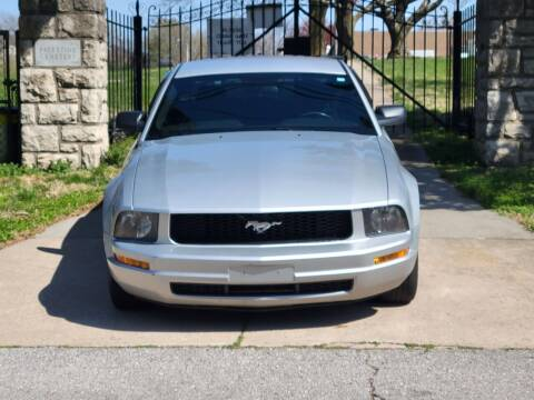 2005 Ford Mustang for sale at Blue Ridge Auto Outlet in Kansas City MO