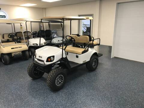 2016 E-Z-GO S4 for sale at Jim's Golf Cars & Utility Vehicles - DePere Lot in Depere WI