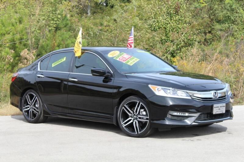 2017 Honda Accord for sale at McMinn Motors Inc in Athens TN