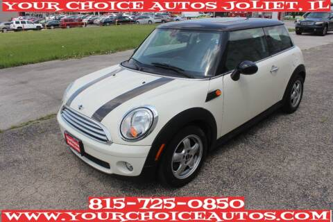 2007 MINI Cooper for sale at Your Choice Autos - Joliet in Joliet IL