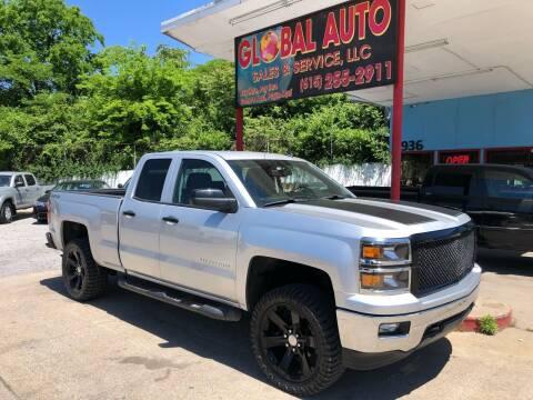 2014 Chevrolet Silverado 1500 for sale at Global Auto Sales and Service in Nashville TN