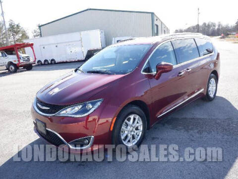 2020 Chrysler Pacifica for sale at London Auto Sales LLC in London KY