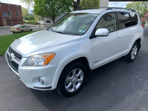 2009 Toyota RAV4 for sale at On The Circuit Cars & Trucks in York PA