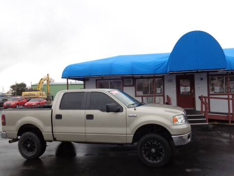 2007 Ford F-150 for sale at Jim's Cars by Priced-Rite Auto Sales in Missoula MT