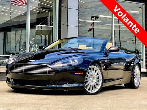 2007 Aston Martin DB9 for sale at Carmel Motors in Indianapolis IN