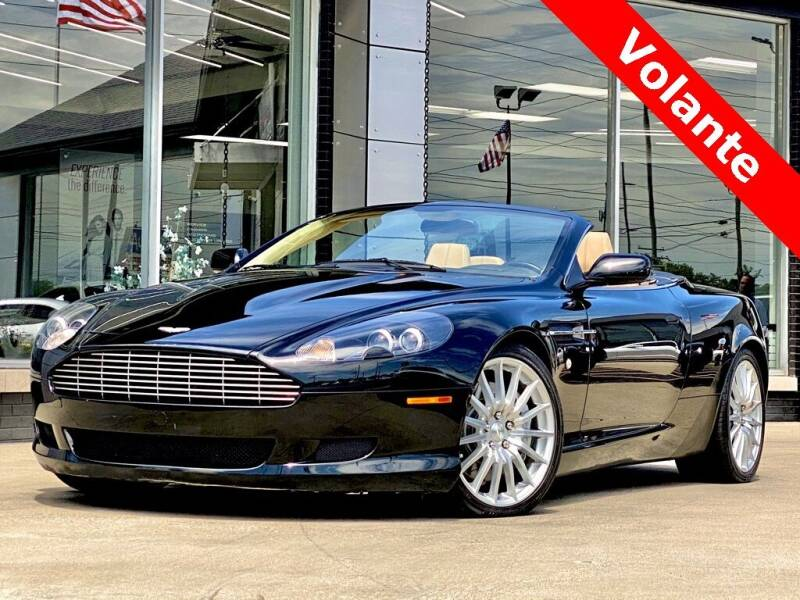 2007 Aston Martin DB9 for sale in Indianapolis, IN