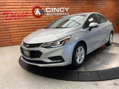 2016 Chevrolet Cruze for sale at Dixie Motors in Fairfield OH