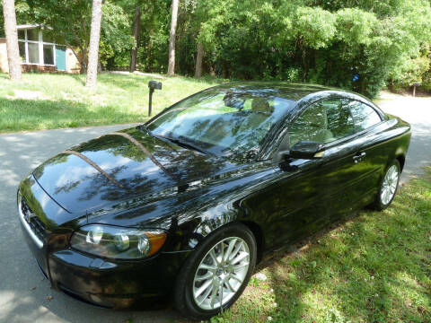 2007 Volvo C70 for sale at Templar Auto Group in Matthews NC