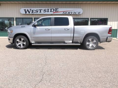 2019 RAM Ram Pickup 1500 for sale at West Side Service in Auburndale WI