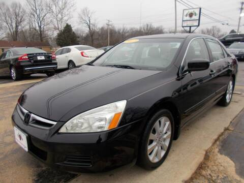 2007 Honda Accord for sale at High Country Motors in Mountain Home AR